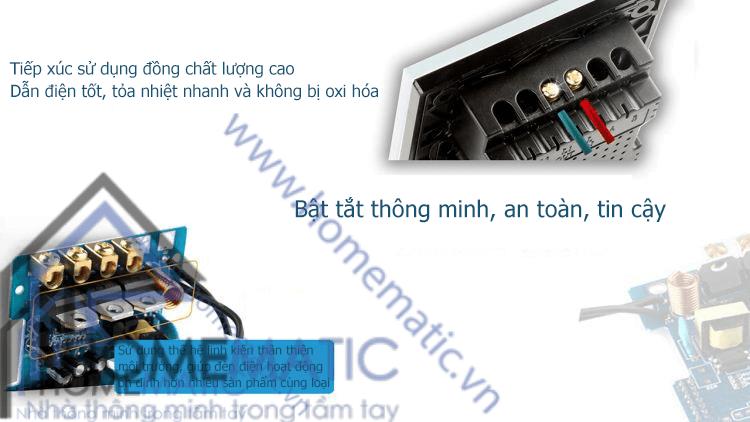Công tắc cảm ứng điều khiển từ xa Broadlink TC1