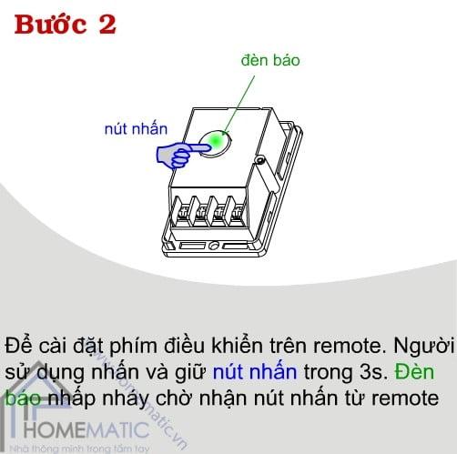 Công tắc điều khiển từ xa công suất lớn TPE RC1A
