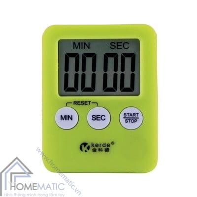 Đồng hồ nhắc việc tiện dụng Kerde KD-CF01