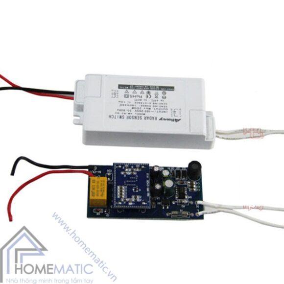 công tắc cảm biến radar vi sóng Allmay RS03