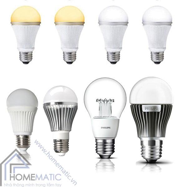 Hệ thống chiếu sáng sử dụng những bóng đèn, đui đèn thông minh, tiết kiệm điện năng, hoạt động theo nhu cầu giúp bạn một cuộc sống thoải mái, nhẹ nhàng hơn. width=