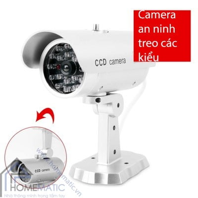 Camera mô hình CAFV3 giống 100% camera thật
