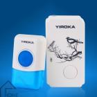 Chuông cửa không dây chống nước YIROKA Youlife S-128 cao cấp