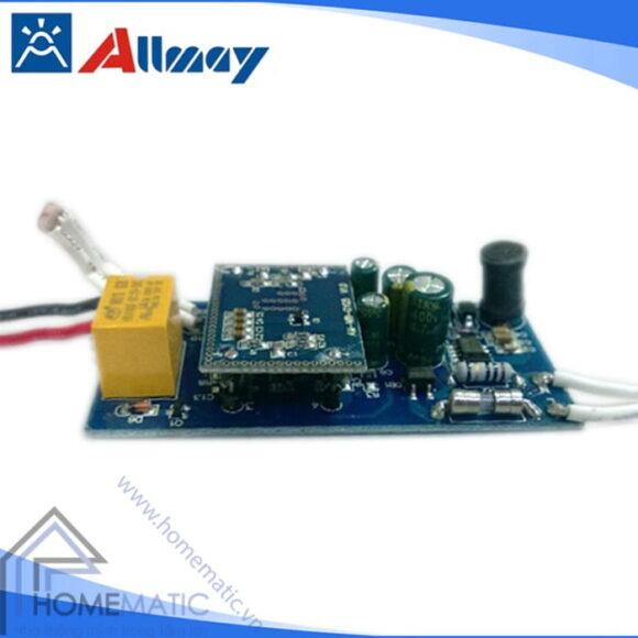 Công tắc cảm biến radar ánh sáng 200W Allmay AM-RS-03