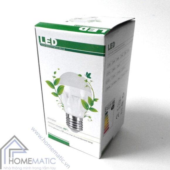 Hộp sản phẩm bóng đèn Green-Led