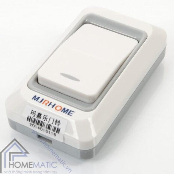 chuông cửa không dây MJRHOME M-A16-Small nút bấm nhỏ