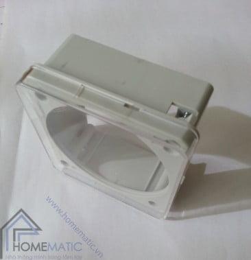 Mặt hộp bảo vệ công tắc CN101A- CN101P