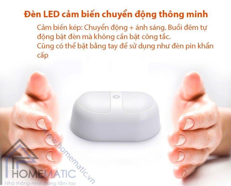 Đèn led cảm ứng chuyển động SL-Y1