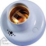 Đui đèn cảm ứng âm thanh ánh sáng Kimon M-4/5F