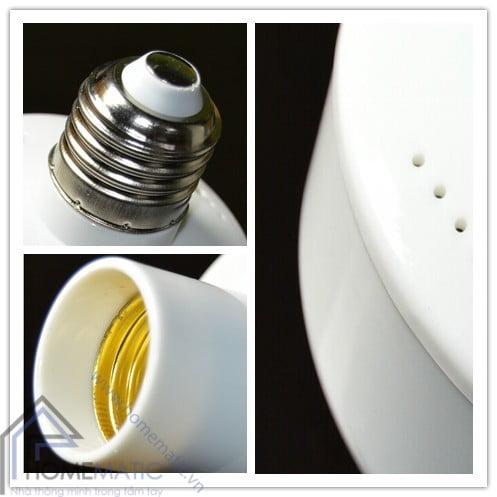 Đui đèn điều khiển từ xa HM-LHR01