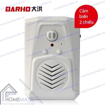 Báo khách 2 chiều phát nhạc MP3 từ thẻ nhớ Darho