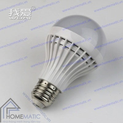 Bóng đèn LED cảm ứng chuyển động radar vi sóng WOAI