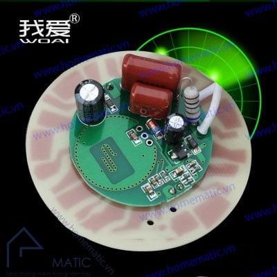 Bóng đèn LED cảm ứng chuyển động radar vi sóng WOAI-89129987
