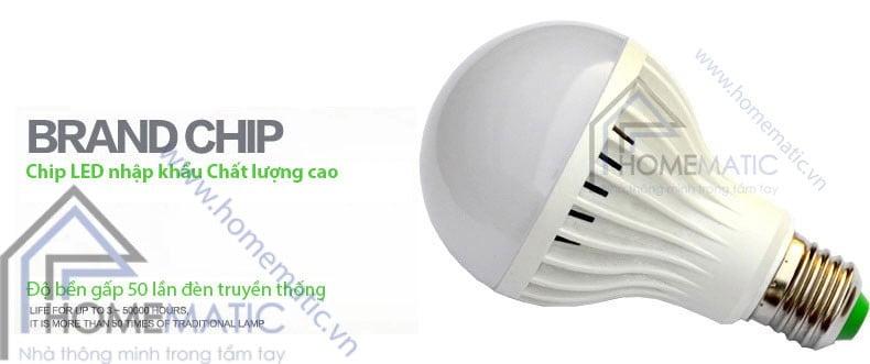 GREEN-LED độ bền gấp 50 lần đèn truyền thống