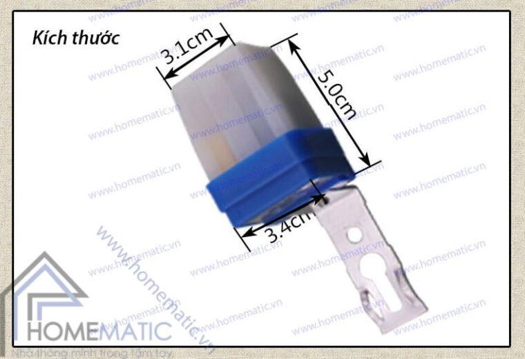 Công tắc cảm biến ánh sáng AS-10