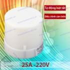 Công tắc cảm ứng ánh sáng chịu dòng lớn 25A