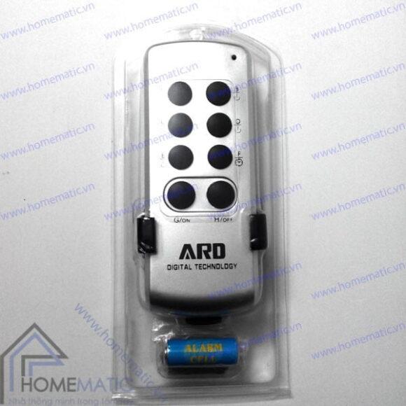 Remote điều khiển từ xa 8 nút ARD FZA85