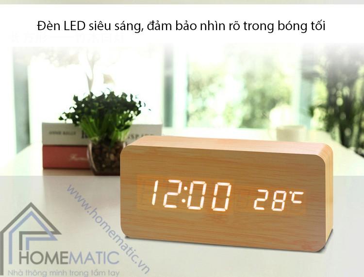dong ho vo go SLT-6035 den LED