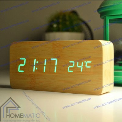 Đồng hồ gỗ Pryor SLT-6035