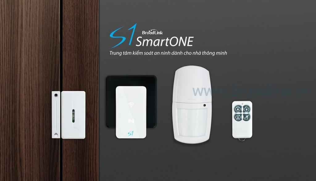 Trung tâm kiểm soát an ninh Broadlink Smartone S1