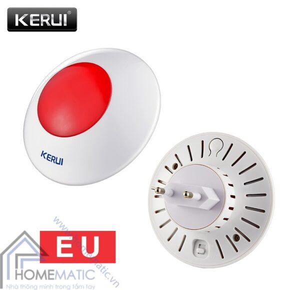 Loa báo động không dây KERUI KR-J010E