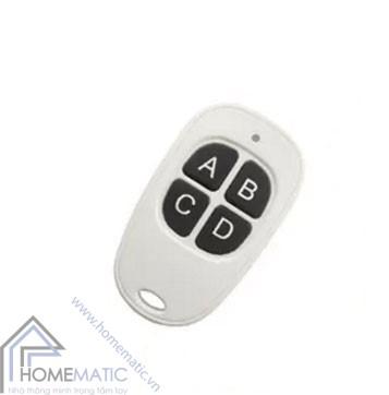 Remote RF 4 nút màu trắng R1.4