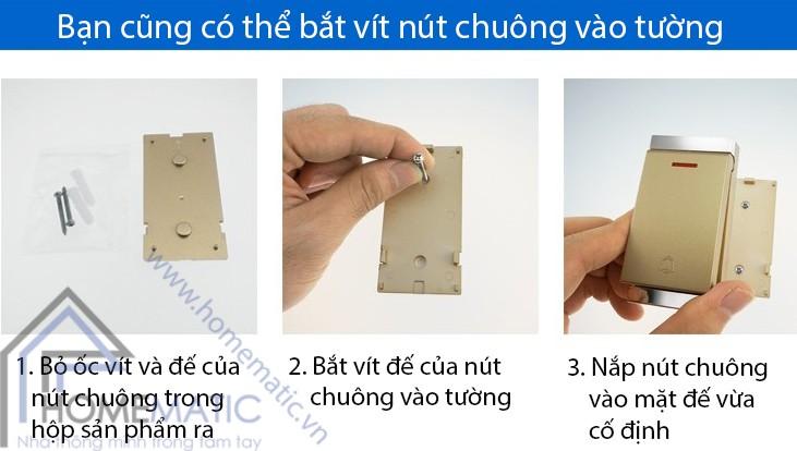 chuong khong dung pin Avante