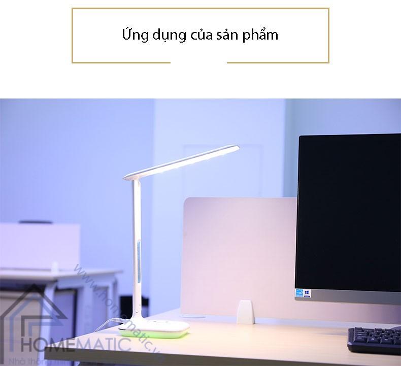 Đèn LED để bàn đa chức năng Remax 6 in 1