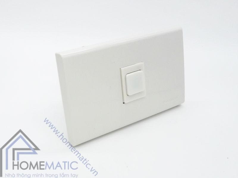 Công tắc điều khiển từ xa IR + RF lắp mặt Panasonic RI02