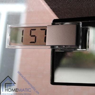Đồng hồ gắn kính xem giờ SP-191