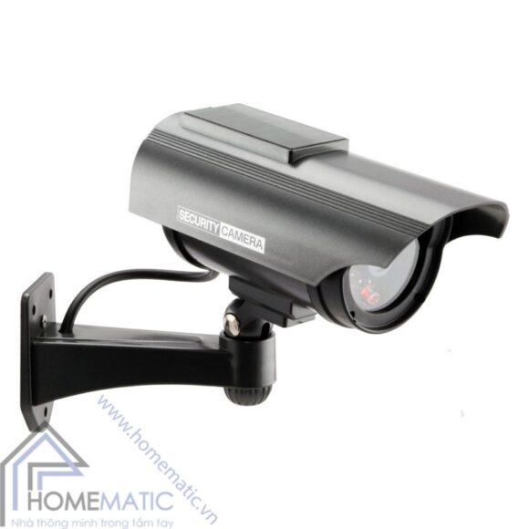 Camera giả sử dụng pin năng lượng mặt trời