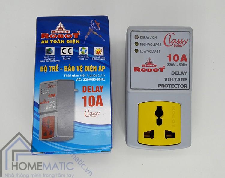 Bộ trễ bảo vệ điện áp - Delay