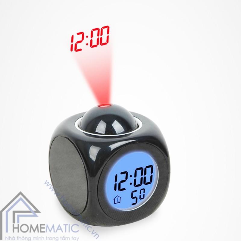 đồng hồ thông minh đo nhiệt độ có đèn chiếu