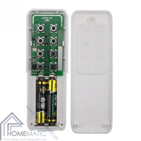 remote điều khiển từ xa 8 nút