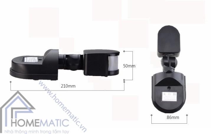 Cảm biến chuyển động hồng ngoại AM-TG-01
