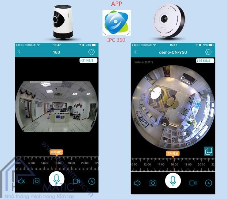 Sản phẩm cần bán: Camera giám sát thông minh Homematic.vn_camera-q180-5