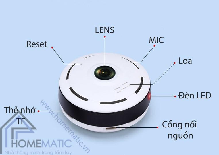 Sản phẩm cần bán: Camera giám sát thông minh Homematic.vn_camera-wifi-360-do