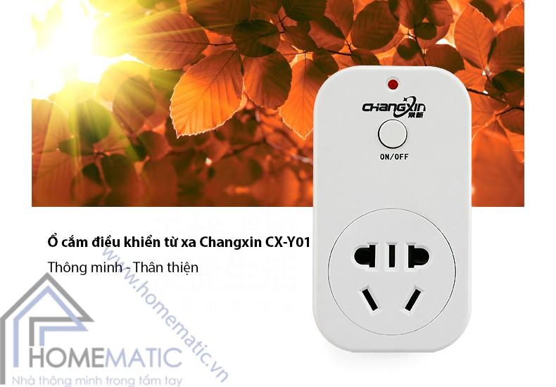 ổ cắm điều khiển từ xa Changxin CX-Y01