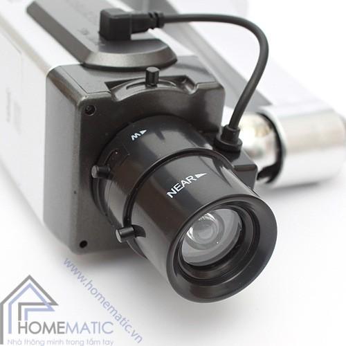 Camera mô hình phát hiện chuyển động hỗ trợ quay quét CAFV5
