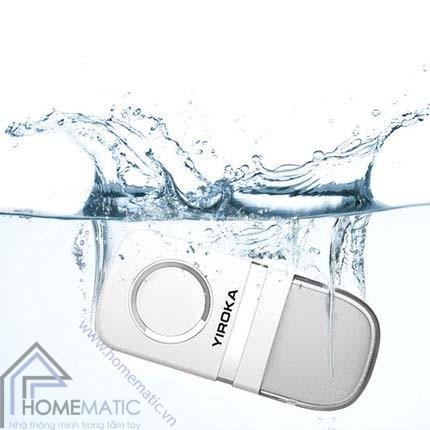 Chuông không dây không dùng pin, chống nước Yiroka Z-518