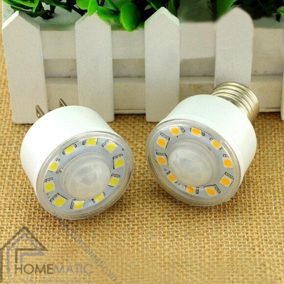 Đèn LED cảm biến thân nhiệt DL-003/004