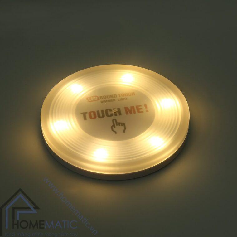 Đèn led cảm ứng chạm dimmer TOUCHME TM