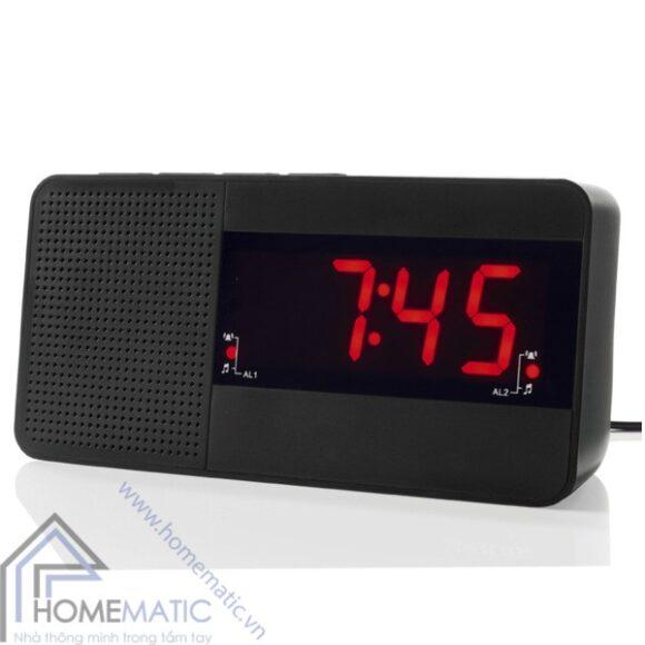 Đồng hồ báo thức kiêm FM SNOOZE-01