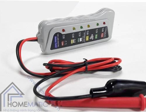 Máy kiểm tra pin, acquy, bình điện 12V CNBJ-801