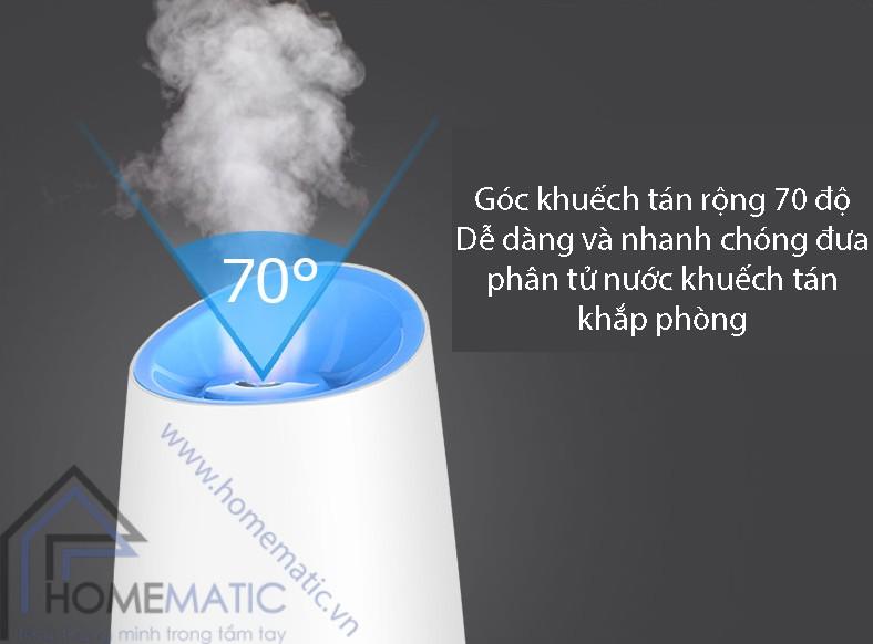 Máy tạo độ ẩm phun sương 4L CHIGO ZG-C883