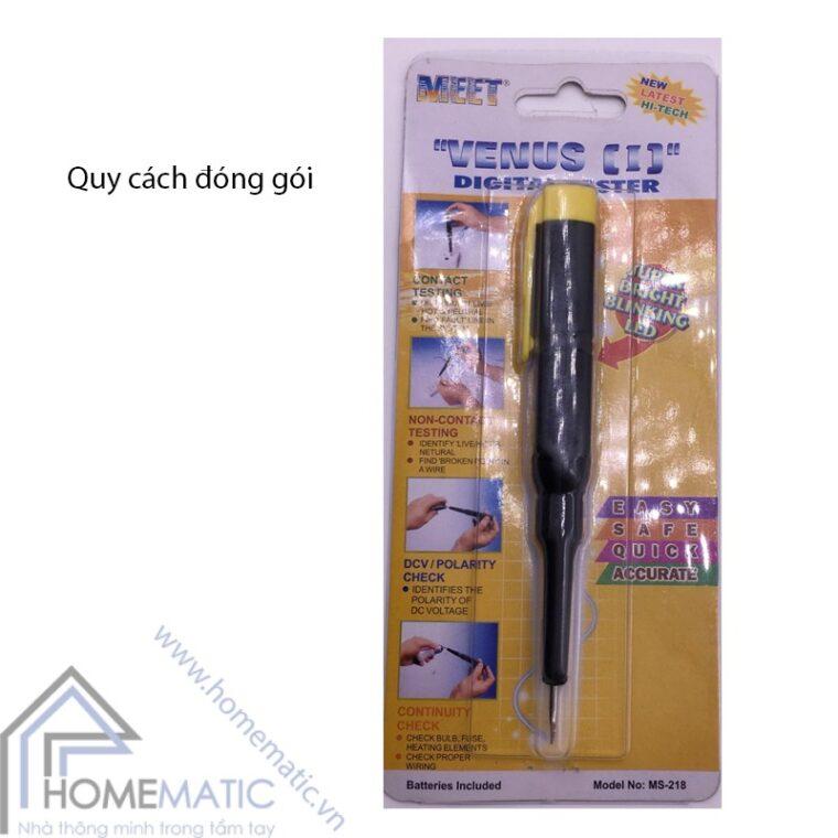 Bút thử điện thông minh 4 công dụng MEET MS-218