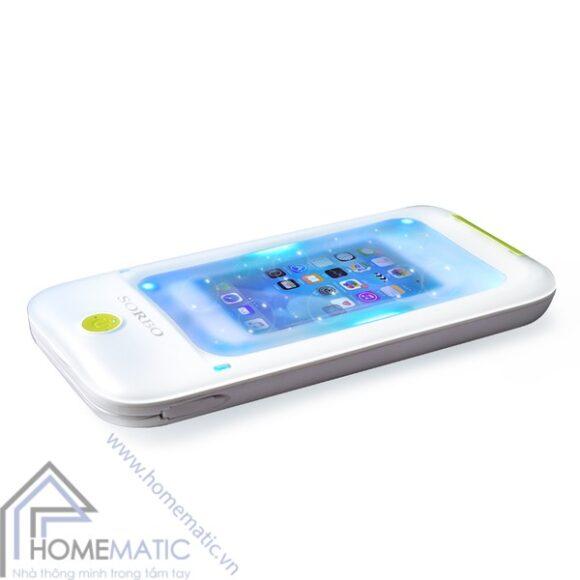 Bộ khử trùng điện thoại bằng tia UV SB-9501
