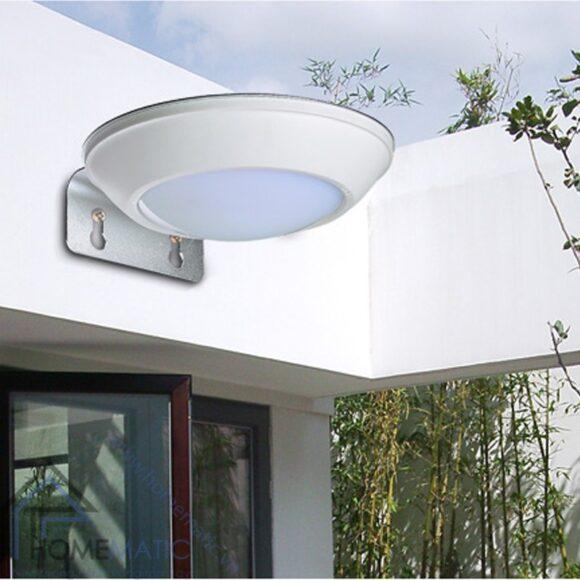 Đèn Led năng lượng mặt trời cảm biến chuyển động radar LGJ-1605