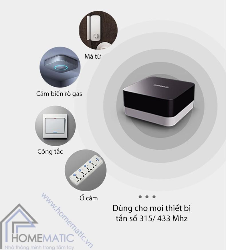 Bộ điều khiển mở rộng sóng Geeklink GR-1