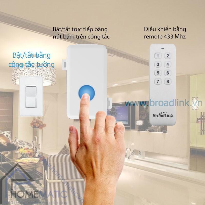 Sc1pro dk bang cong tac tay + remote
